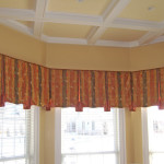 Office Window Valance
