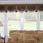 Living Room Window Valance